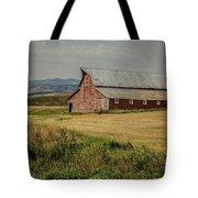 Old Montana Ranch Tote Bag