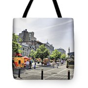 Old Montreal June 2010 Tote Bag