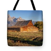 Old Mormon Farm Tote Bag