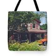Old Nashville Tote Bag