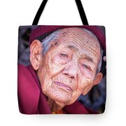 Marks Of Life Tote Bag