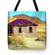Old Nevada Bordello Tote Bag