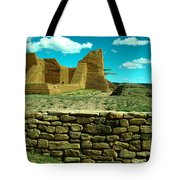 Old New Mexico Tote Bag