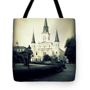 Old New Orleans Tote Bag