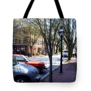 Old Newcastle Tote Bag