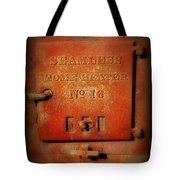 Old Number 16 Tote Bag
