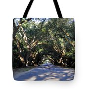 Old Oak Tunnel Tote Bag