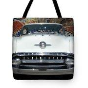 Old Oldsmobile Tote Bag