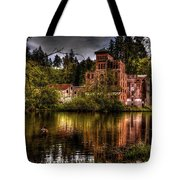 Old Olympia Brewery Tote Bag
