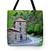 Old Paint Mill Spring Time Tote Bag