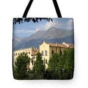 Old Palace Trauttmansdorf Tote Bag
