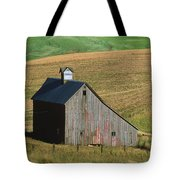 Old Palouse Barn Tote Bag