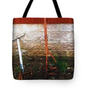 Old Pals Out To Pasture Tote Bag