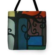 Old Pattern Tote Bag