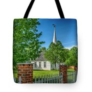Old Peace Chapel Defiance Mo 7r2_dsc6739_04252017 Tote Bag