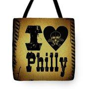 Old Philadelphia Tote Bag