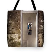 Old Phonebooth Tote Bag