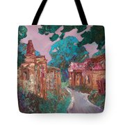 Old Place Tote Bag