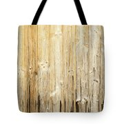 Old Planked Wood Used As Background Tote Bag