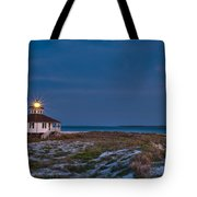 Old Port Boca Grande Lighthouse Tote Bag