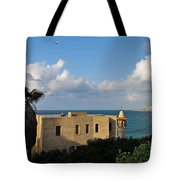 Old Port Lookout Point Tote Bag