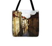 Old Prague Tote Bag
