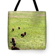 Old Prairie Kings Tote Bag