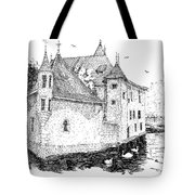 Old Prison Of Annecy France Tote Bag