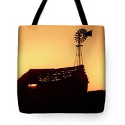 Old Pumphouse Tote Bag