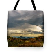 Old Rag - Calm Before The Storm Tote Bag