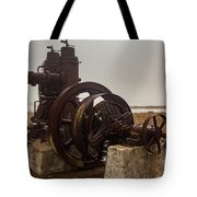 Old Rice Well Pump Tote Bag