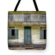 Old River House Tote Bag