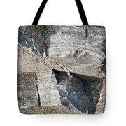 Old Rock Background Tote Bag