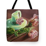 Old Roses Never Die Tote Bag