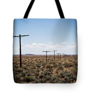 Old Route 66 #4 Tote Bag