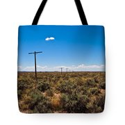 Old Route 66 #5 Tote Bag