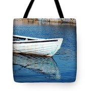 Old Row Boat Tote Bag