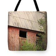 Old Rugged Barn #4 Tote Bag