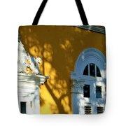 Old San Juan # 5 Tote Bag