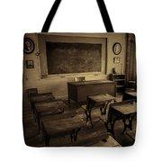 Old School #2 Tote Bag