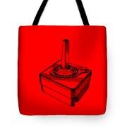 Old School Atari Video Game Controller T-shirt Tote Bag
