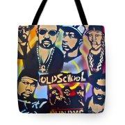 Old School Hip Hop 3 Tote Bag