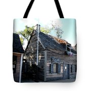 Old School House - St Augustine Tote Bag