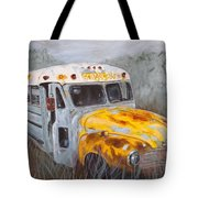 Old School Style Tote Bag
