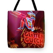 Old School Vegas Tote Bag