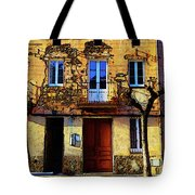 Old Semidetached Houses Tote Bag