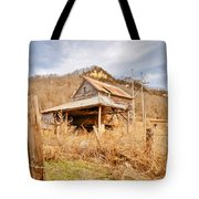 Old Shack Tote Bag
