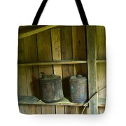 Old Shed Storage Tote Bag
