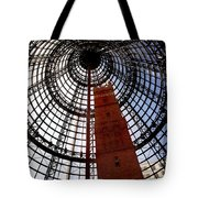 Old Shot Factory In The Mall Tote Bag