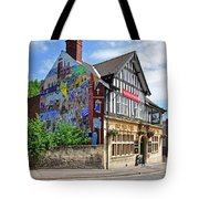 Old Silk Mill - Derby Tote Bag